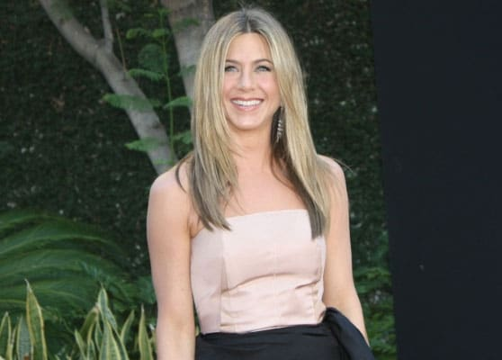 Régime Jennifer Anniston