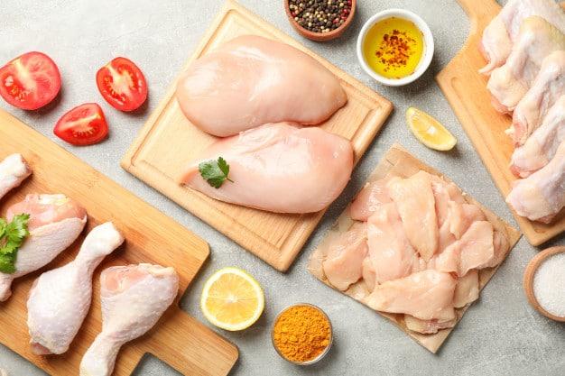Régime à base de viande