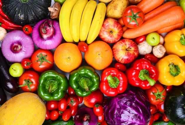 Valeur nutritive fruits et légumes